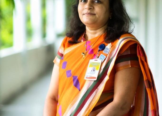 Dr. Shivani A Trivedi