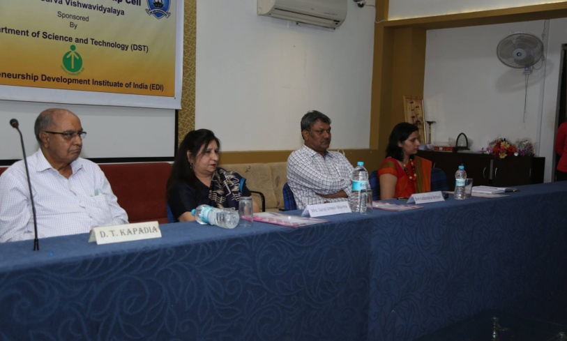 TRAINING OF TEACHERS (28th – 30th April 2016)