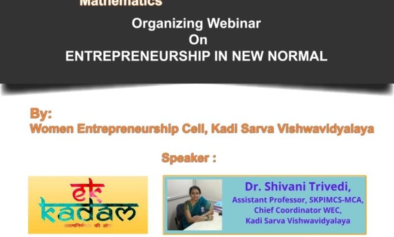 Entrepreneurship in New Normal